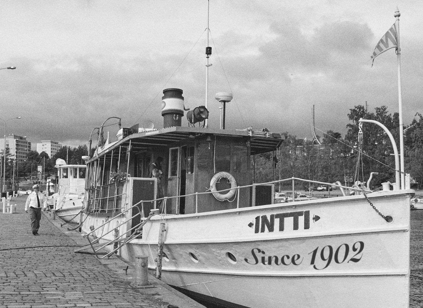 Matkustajalaiva Intti, Juhlatila, Risteilyt Tampereella