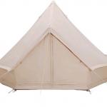 Kunnon canvas teltta ja kamina