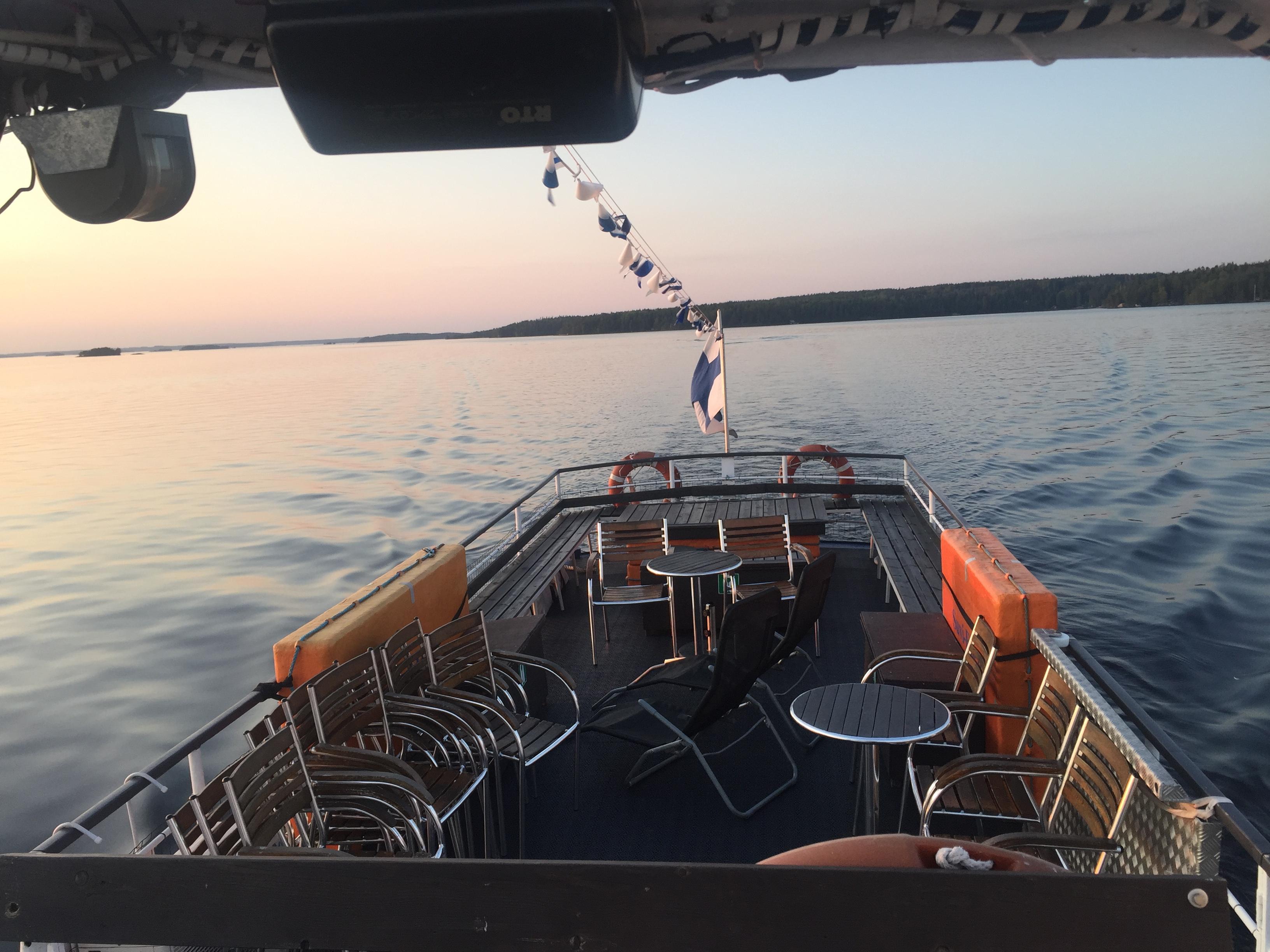 Kalastusopas Näsijärvellä, kalastusretki