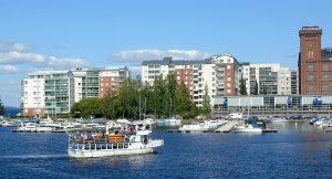 Hieno satama - Naistenlahti, Tampere