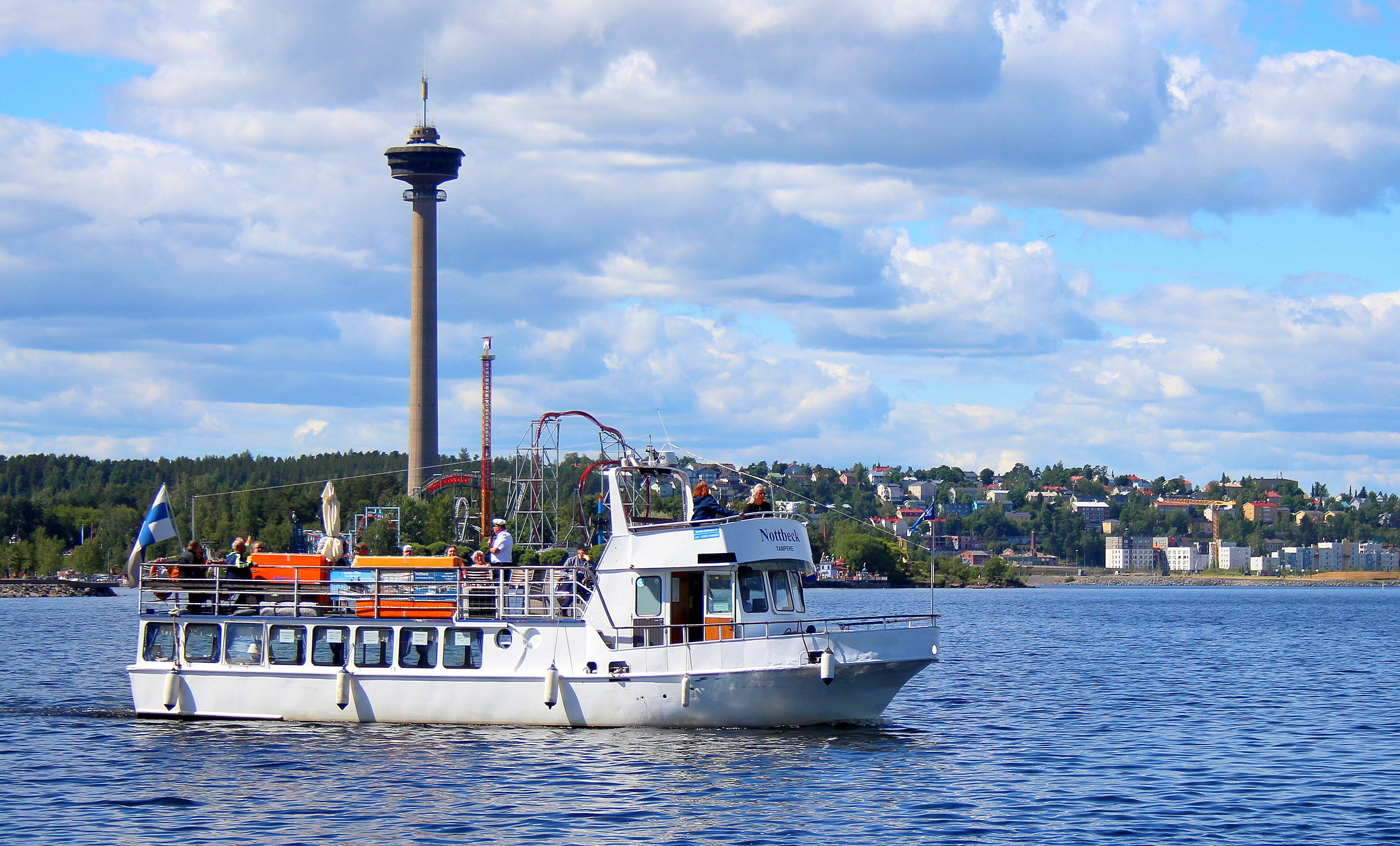 Ruokailu Tampere